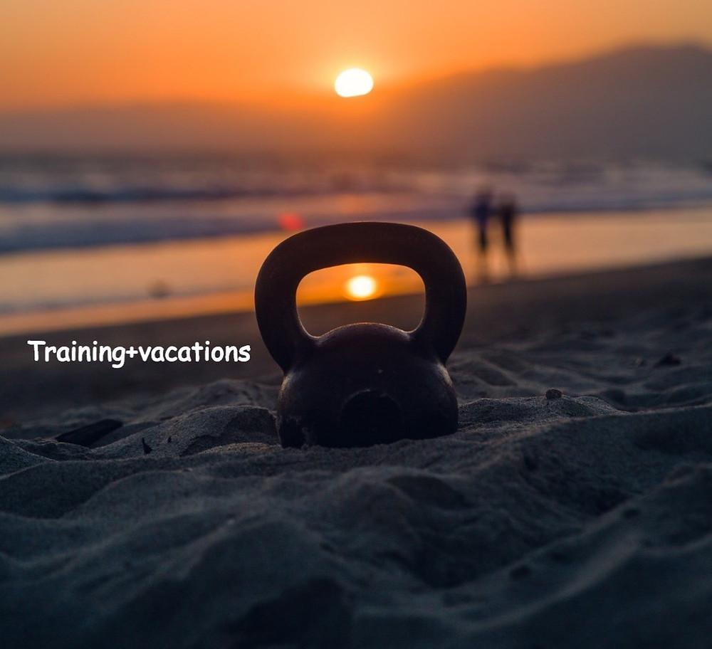 προπόνηση παραλία
