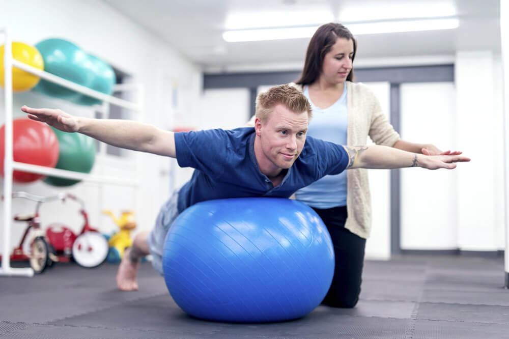 διορθωτ6ική άσκηση με γυμναστή
