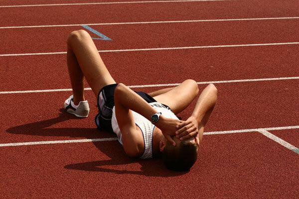 αθλητης με ραβδομυολυση