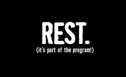 rest day quote