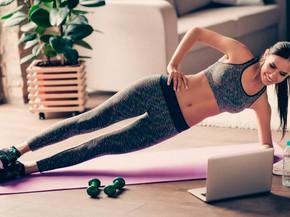 Προπόνηση στο σπίτι: Τι να προσέξεις για να γυμναστείς αποτελεσματικά και με ασφάλεια