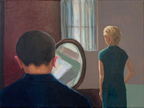 Life Still (Mirror)