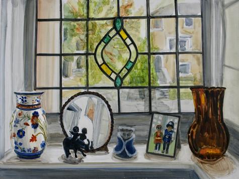 Hallway Window II