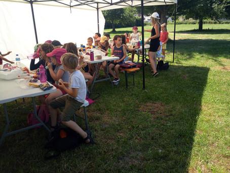 Mini camp 6-8 ans Mont Dol