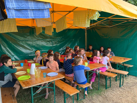 Mini Camp 6-8 ans Pleudihen