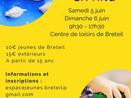 Formation Baby-Sitting 15 ans et +