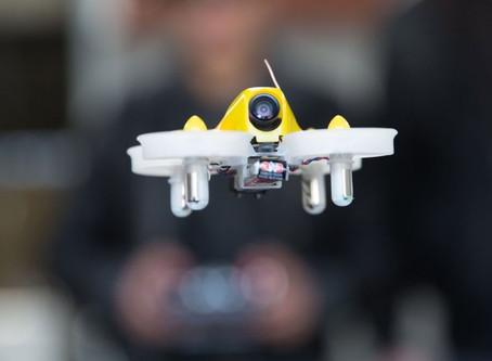Initiation au pilotage de drones