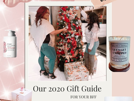 Our 2020 Gift Guide... ( Favorites Under $50)