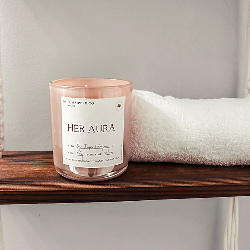 Her Aura Candle