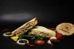Chicken Toastie/ Sandwich Gà