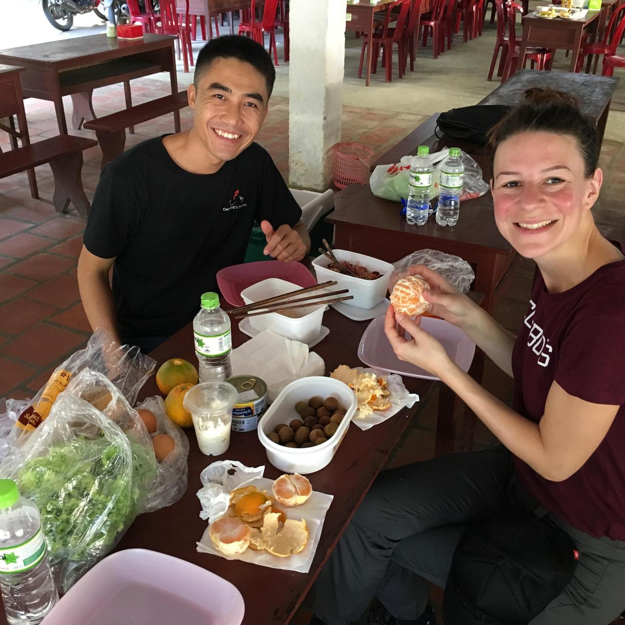 cuc phuong picnic