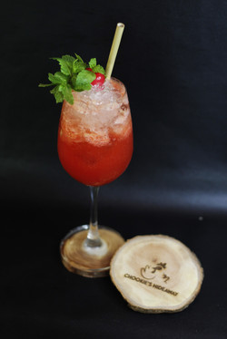 Fruit Puch Mocktail