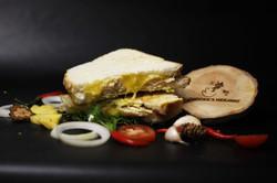Cheese Toastie/ Sandwich phô mai