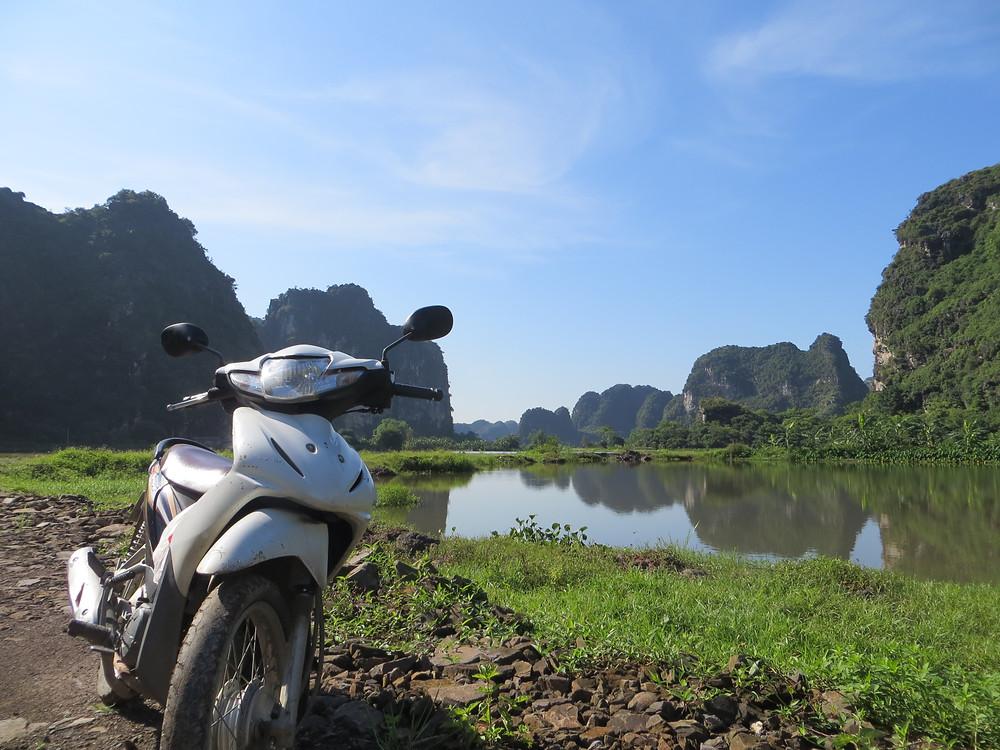 Motorbike Tour Tam Coc
