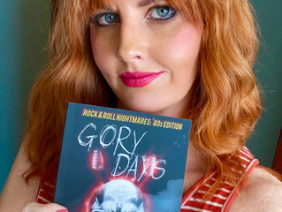 Rock & Roll Nightmares Book Series is Published!