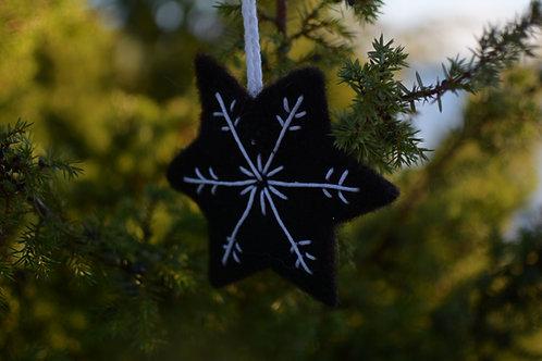 Julgransstjärna