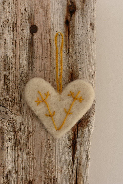 Julgranshjärta