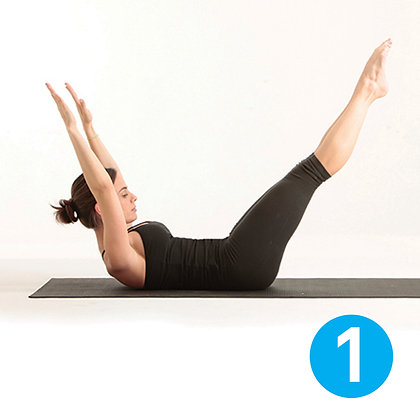 Module 1 Stretches: The Leg