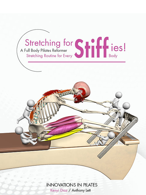 Stretching for Stiffies Digital Book