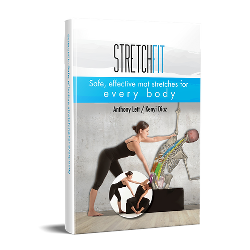 StretchFit: Safe, Effective Mat Stretches for Every Body (Italian, Print)