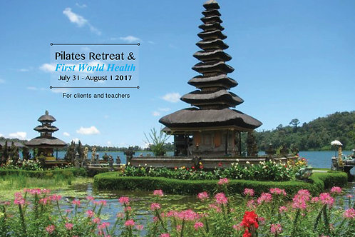 Bali Clients Retreat