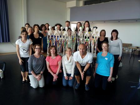 UK Pilates Conference Keynote Workshop. (London 2012)