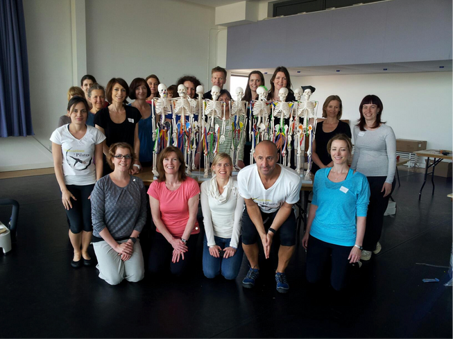 UK Pilates Conference Keynote Workshop. (London 2012)