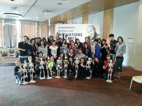 Asian Pilates Association Conference Presentation (2013)