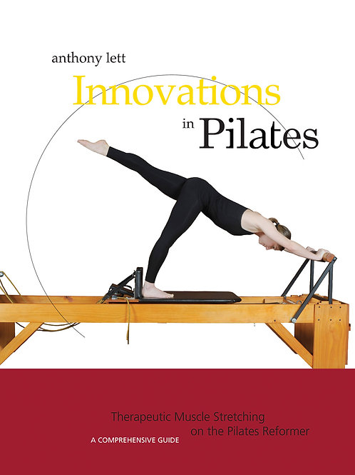 Stretching on the Pilates Reformer (Digital copy)