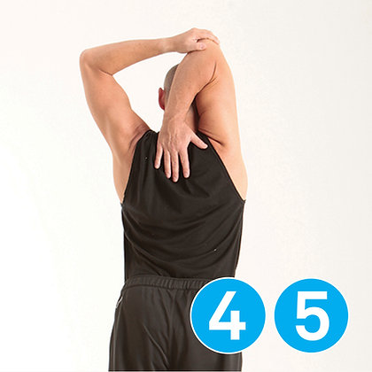 Module 4 & 5 Stretches: The Arms & Shoulders