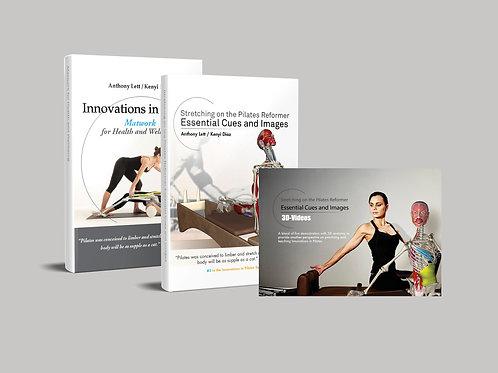 Digital Books and 3D Videos Bundle