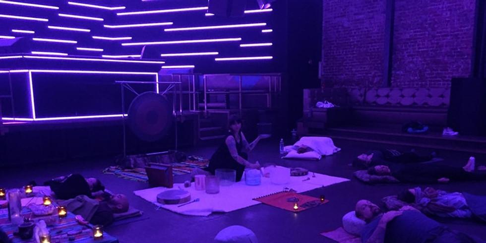 Resonate - Sound Bath + Reiki Meditation at Halcyon SF