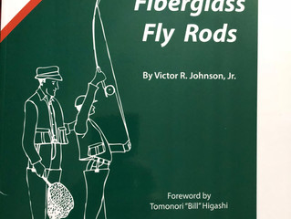 Fiberglass Fly Rods - a definitive guide and very interesting read.