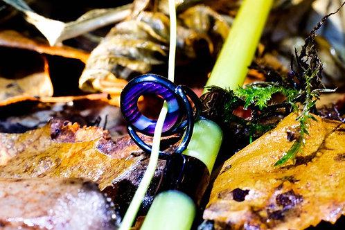 Pack Rod - 9'0 6wt 6pc Gouldfish LemonGlass S2 Fast Glass Custom Fly Rod