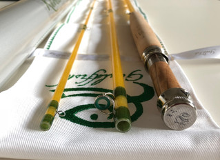 Kabuto Glass Rod by Gouldfish 8'0 5weight