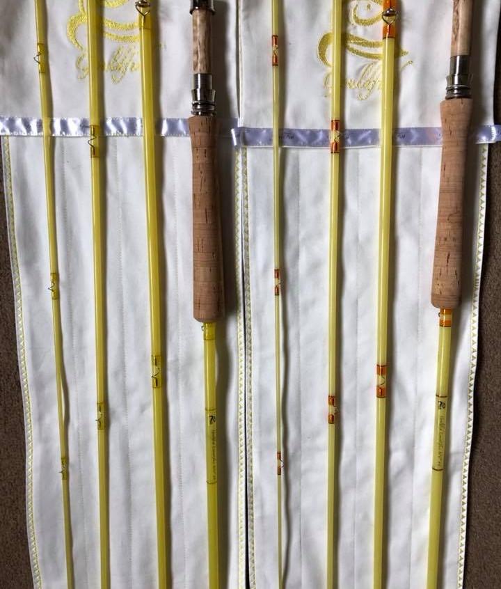 10' 4wt LemonGlass Nymphing Rod