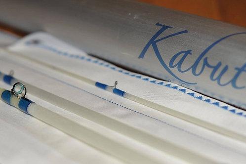 Kabuto Fly Rods 6623, 7033, 7643, 8053 (white)