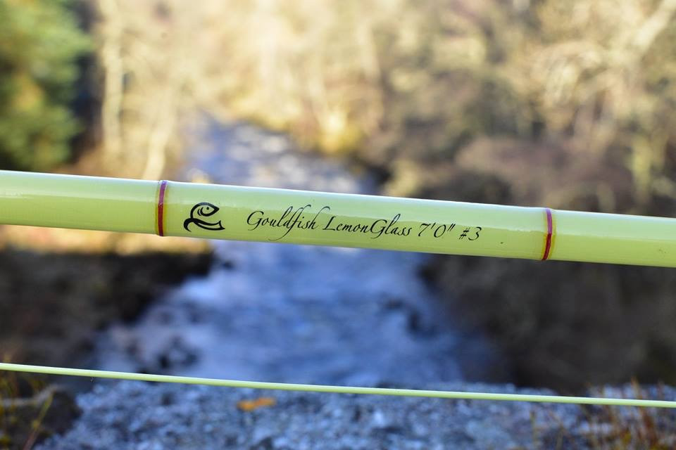 Review Gouldfish Custom Rods