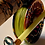 Thumbnail: 7'0 3wt 3pc Gouldfish LemonGlass S2 Fast Glass Custom Fly Rod