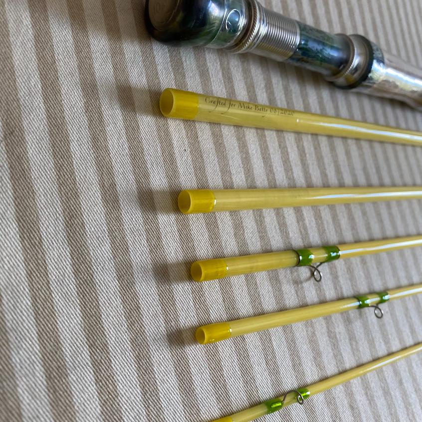 6 Piece LemonGlass Pack Rod