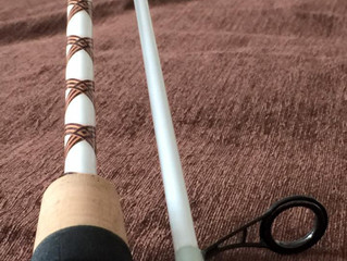 Something different - A lightweight spinning rod 7'0""