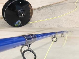 Gouldfish Built CTS 12wt does epic battle