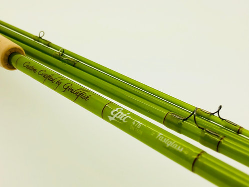 Epic Fast Glass Fly Rods 370, 476, 580, 686 and 888