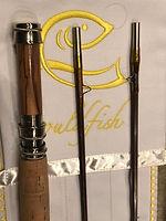 Tonkin Split Cane Fly Rod