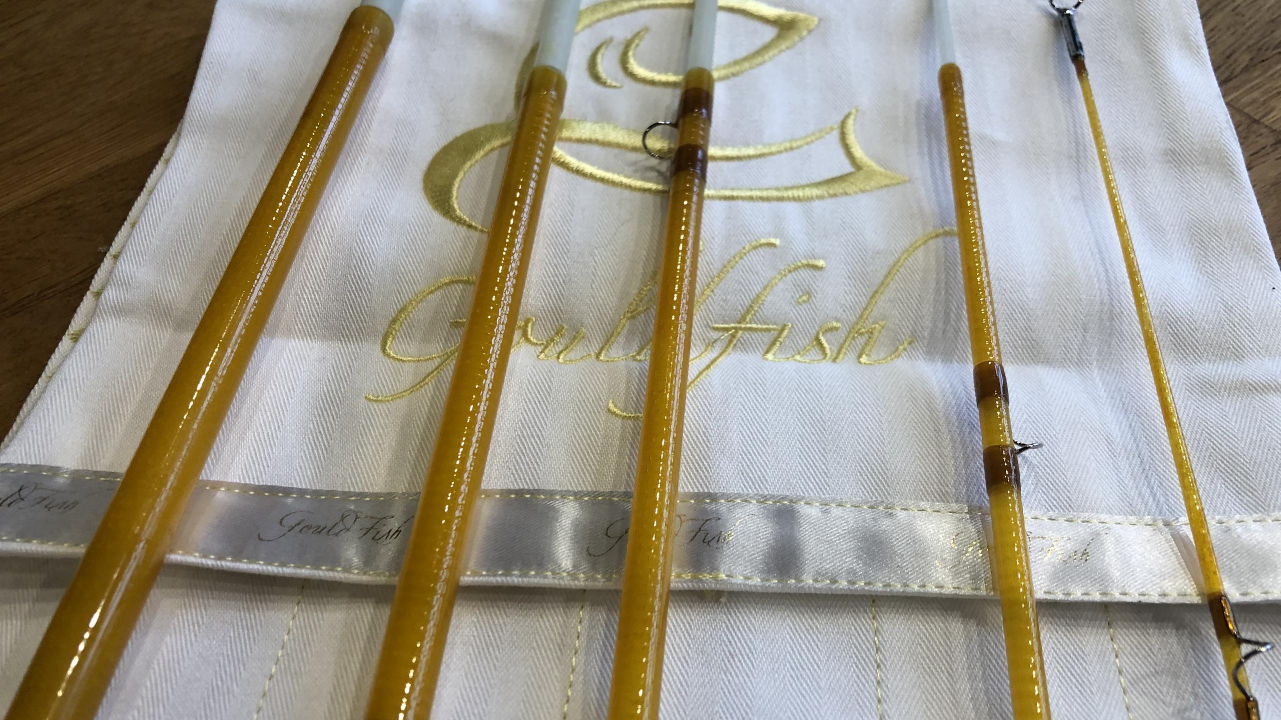 Kabuto 7'9 Pack Rod by Gouldfish