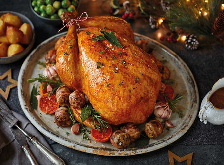 Christmas turkeys available to order now
