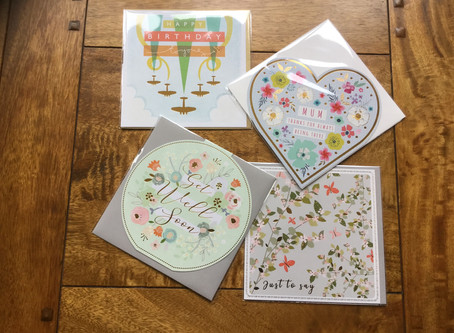 Sustainable Greetings Cards