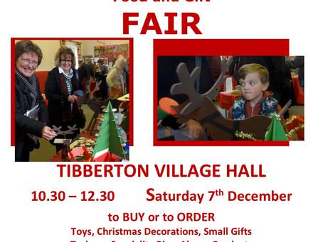 Christmas Food and Gift Fair