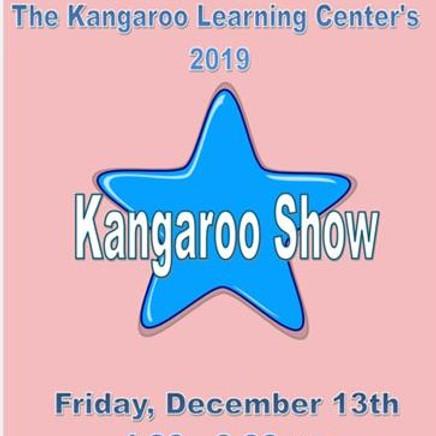 Kangaroo Winter Show