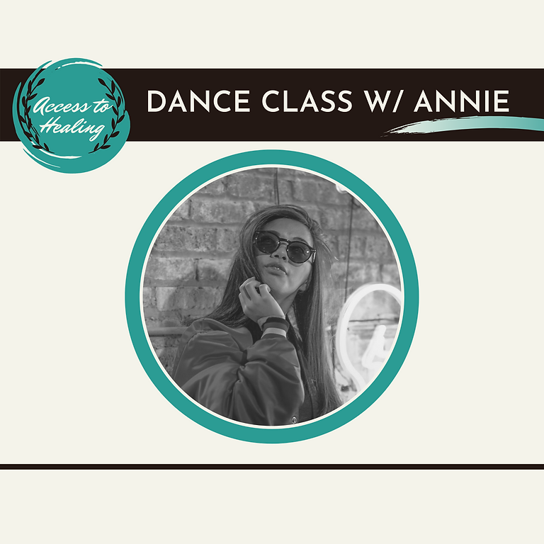 Dance Class With Annie